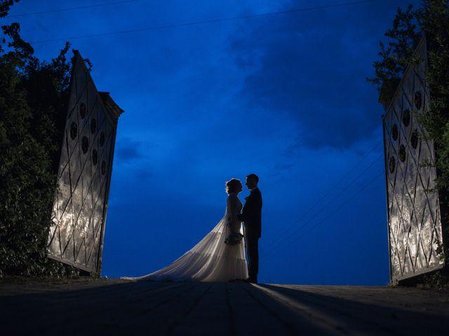 Il matrimonio di Simone e Lisa a Molinella, Bologna 83