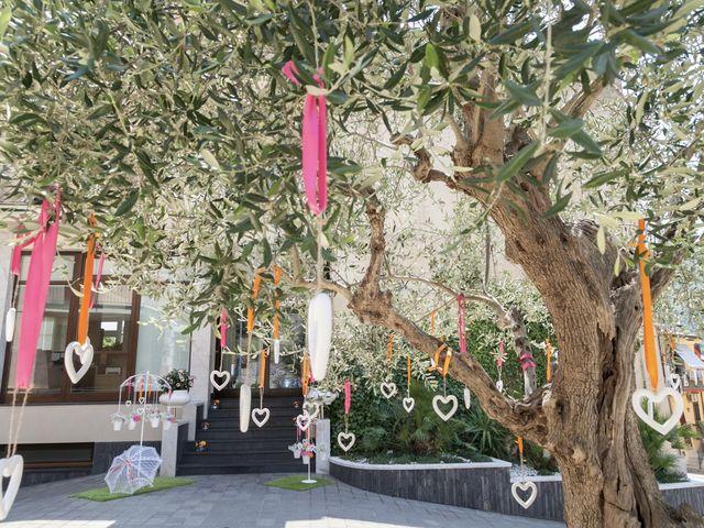 Il matrimonio di Ramanujam e Valentina a Mercato San Severino, Salerno 23