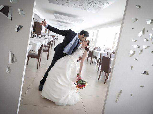 Il matrimonio di Ramanujam e Valentina a Mercato San Severino, Salerno 27