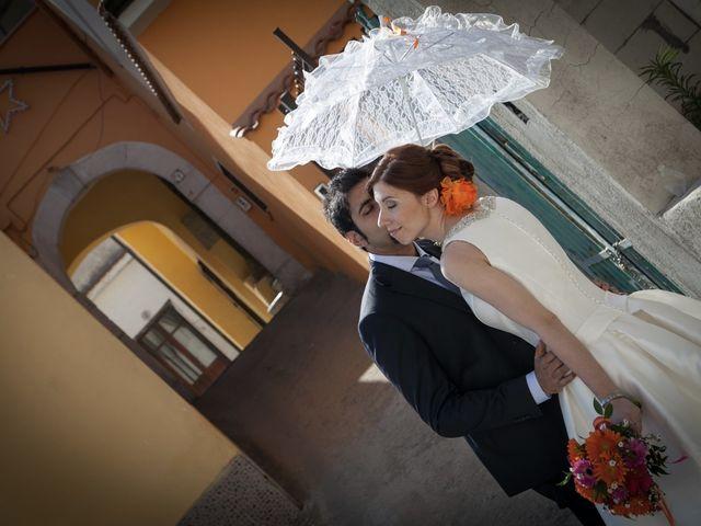 Il matrimonio di Ramanujam e Valentina a Mercato San Severino, Salerno 30
