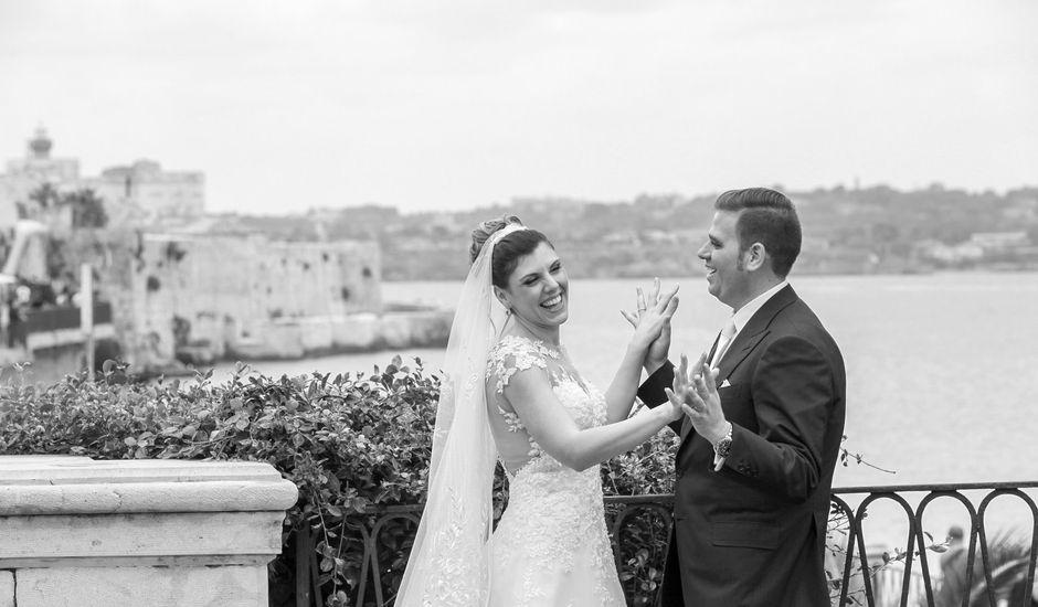Il matrimonio di Diego e Antonella  a Siracusa, Siracusa