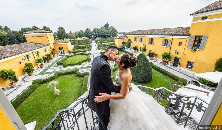 Il matrimonio di Claudio e Enrica a Rovato, Brescia