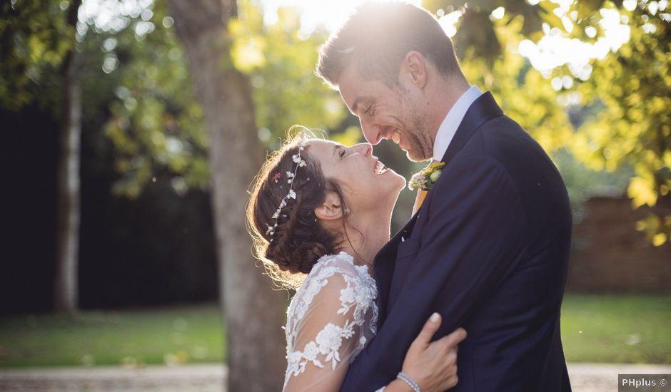 Il matrimonio di Enrico e Marzia a Roncoferraro, Mantova