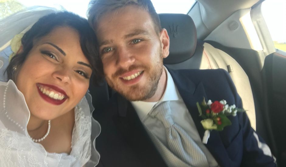 Il matrimonio di Gabriele e Nicholl a Vercelli, Vercelli