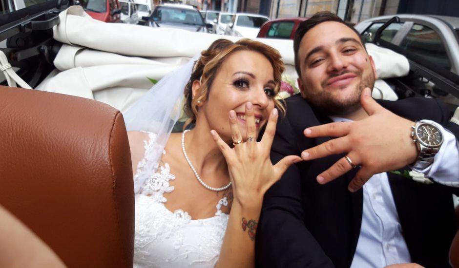 Il matrimonio di Lorenzo e Sara a Paternò, Catania