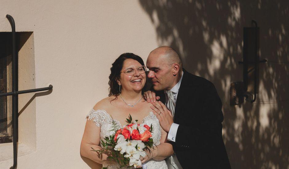 Il matrimonio di Lorenzo e Stefania a Rignano sull'Arno, Firenze