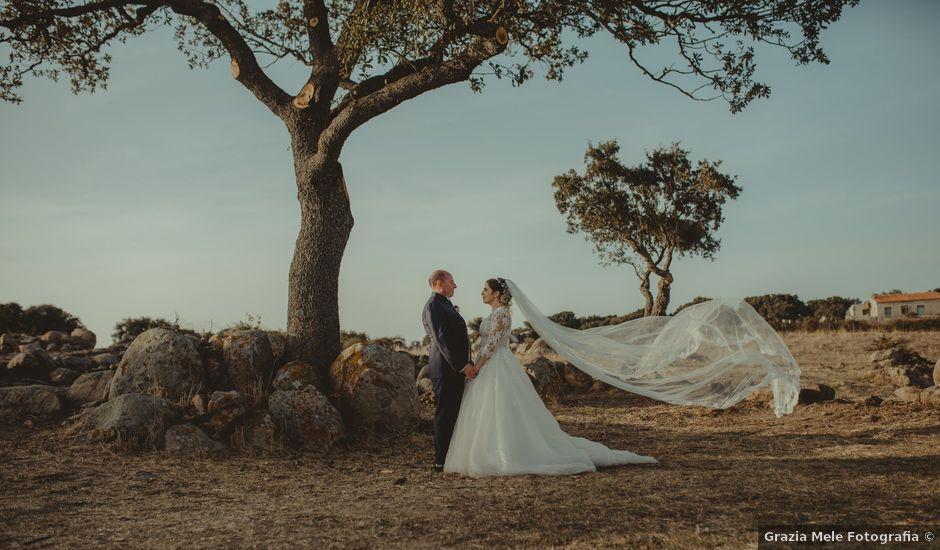 Il matrimonio di Giovanni e Luisangela a Benetutti, Sassari