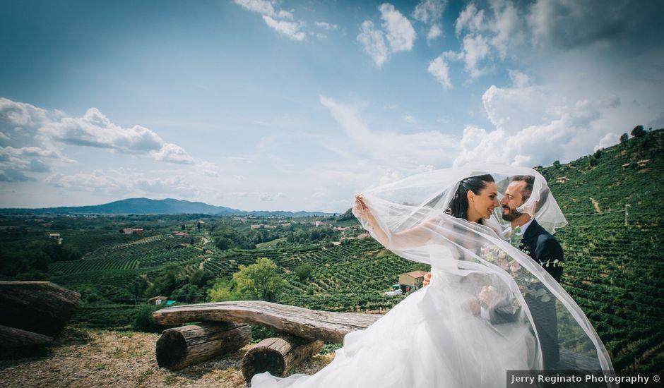 Il matrimonio di Francesca e Stefano a Valdobbiadene, Treviso