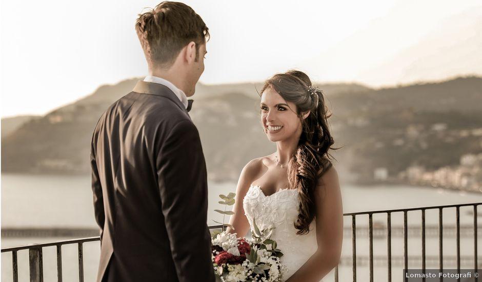Il matrimonio di Carmine e Arianna a Napoli, Napoli