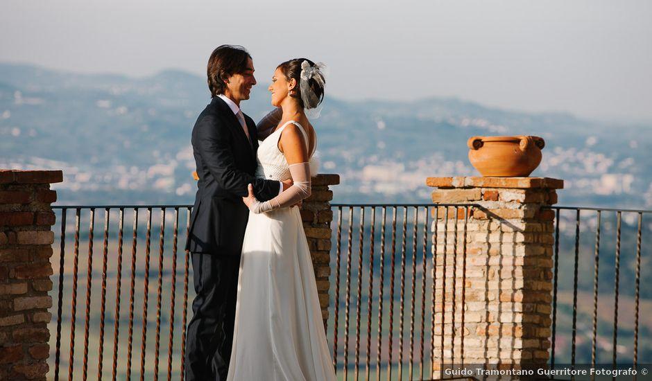 Il matrimonio di Maurizio e Marianna a Torgiano, Perugia