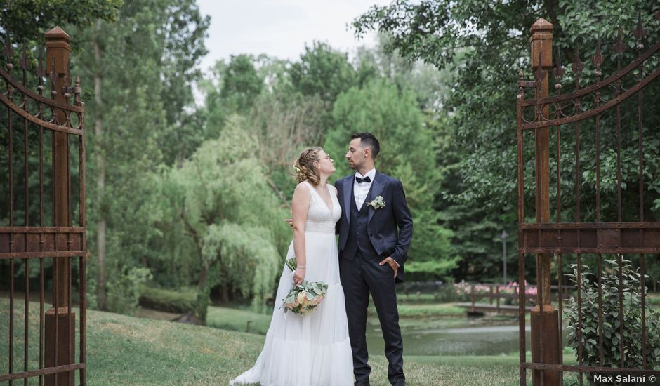 Il matrimonio di Simone e Lisa a Molinella, Bologna