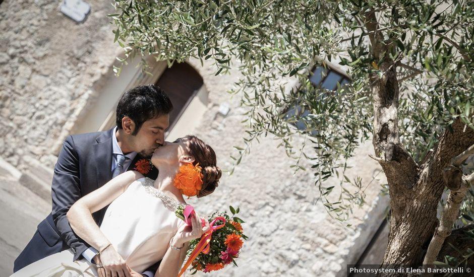 Il matrimonio di Ramanujam e Valentina a Mercato San Severino, Salerno