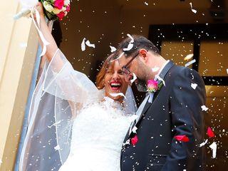 Le nozze di Samantha e Michele