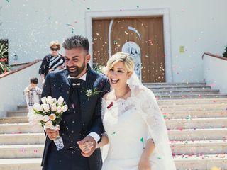 Le nozze di Benedetta e Luca