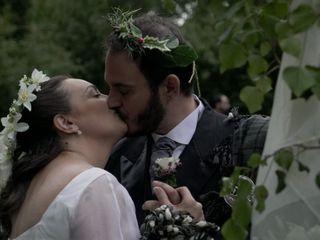 Le nozze di Gianluca e Silvia