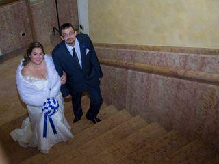 Le nozze di Angela e Ilardi