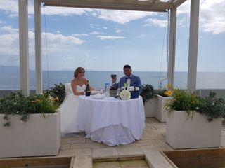 Le nozze di Luca e Camille