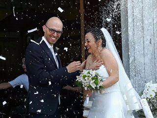 Le nozze di Alessio  e Rita
