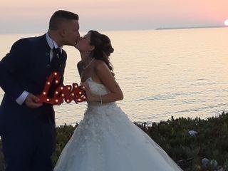 Le nozze di Ambra e Giuseppe