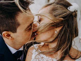 Le nozze di Michele e Elena