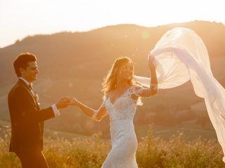 Le nozze di Riccardo e Fabiana