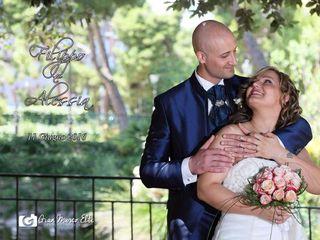 le nozze di Alessia e Filippo 1
