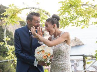 Le nozze di Emanuela e Martin