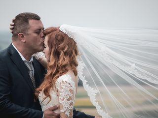 Le nozze di Yonela e Gianalberto