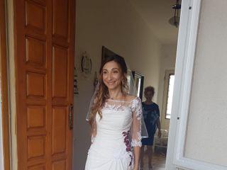 Le nozze di Antonietta e Mauro  1