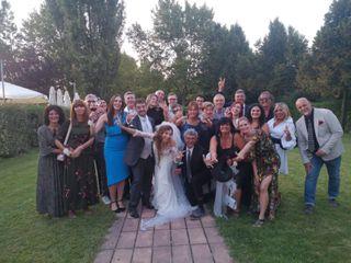 Le nozze di Antonietta e Mauro