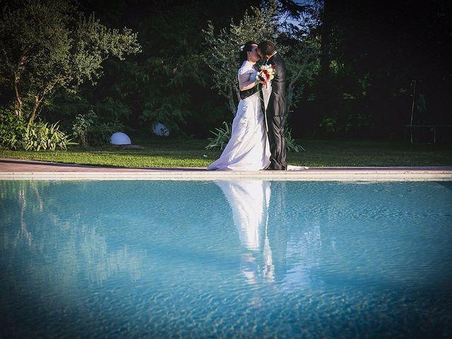 le nozze di Loredana e Michele