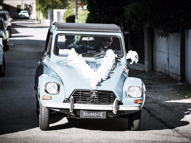 Il matrimonio di Nicola e Ana a Treviso, Treviso 23