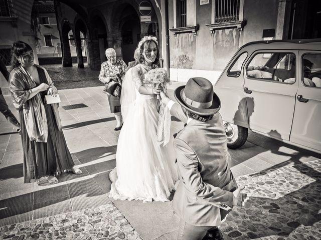 Il matrimonio di Nicola e Ana a Treviso, Treviso 53