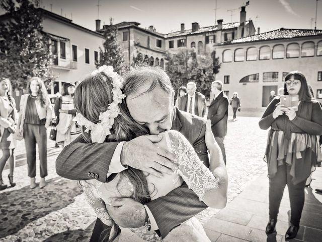 Il matrimonio di Nicola e Ana a Treviso, Treviso 58