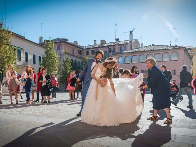 Il matrimonio di Nicola e Ana a Treviso, Treviso 61