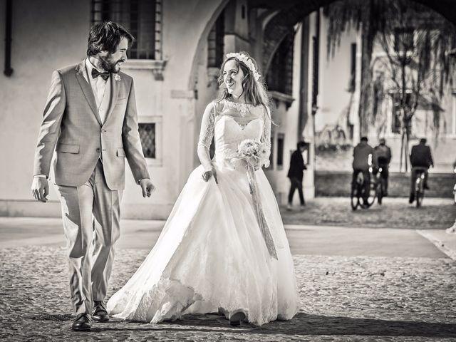 Il matrimonio di Nicola e Ana a Treviso, Treviso 63