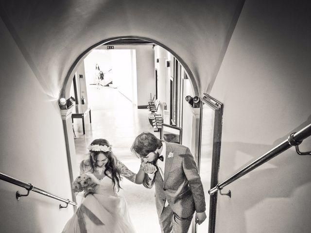 Il matrimonio di Nicola e Ana a Treviso, Treviso 65