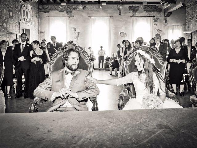 Il matrimonio di Nicola e Ana a Treviso, Treviso 66