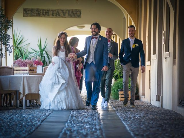 Il matrimonio di Nicola e Ana a Treviso, Treviso 96