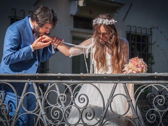 Il matrimonio di Nicola e Ana a Treviso, Treviso 98