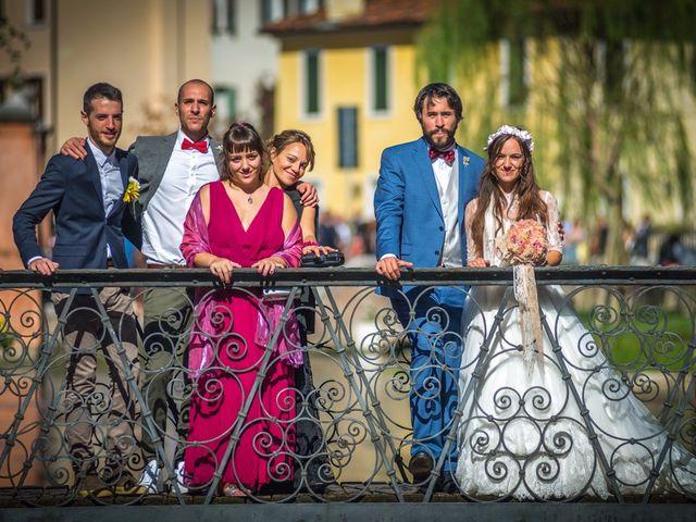 Il matrimonio di Nicola e Ana a Treviso, Treviso 99