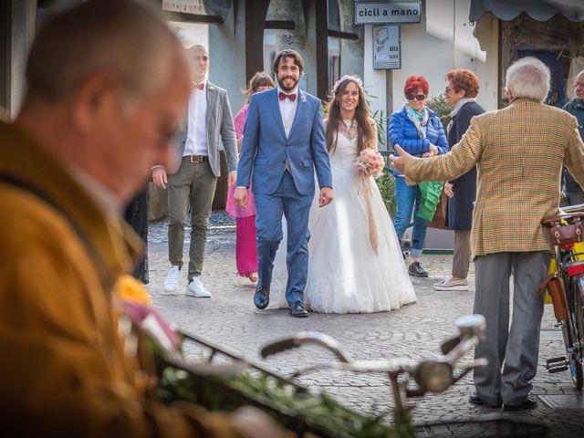 Il matrimonio di Nicola e Ana a Treviso, Treviso 100