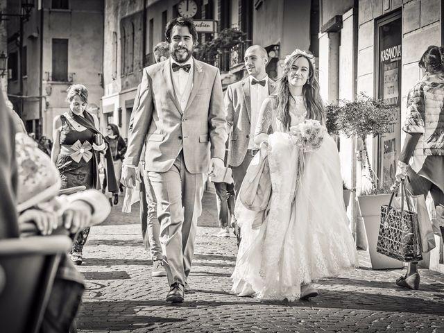 Il matrimonio di Nicola e Ana a Treviso, Treviso 104