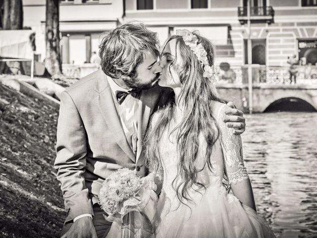 Il matrimonio di Nicola e Ana a Treviso, Treviso 105