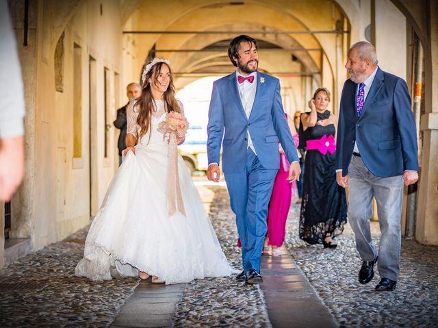Il matrimonio di Nicola e Ana a Treviso, Treviso 109