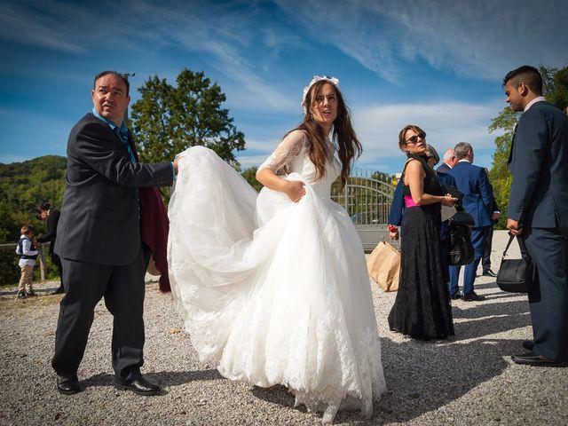 Il matrimonio di Nicola e Ana a Treviso, Treviso 115