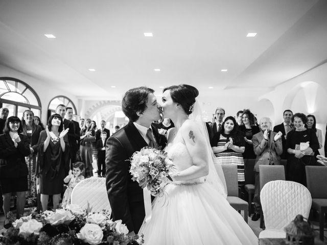 Il matrimonio di Ale e Julia a Stresa, Verbania 71
