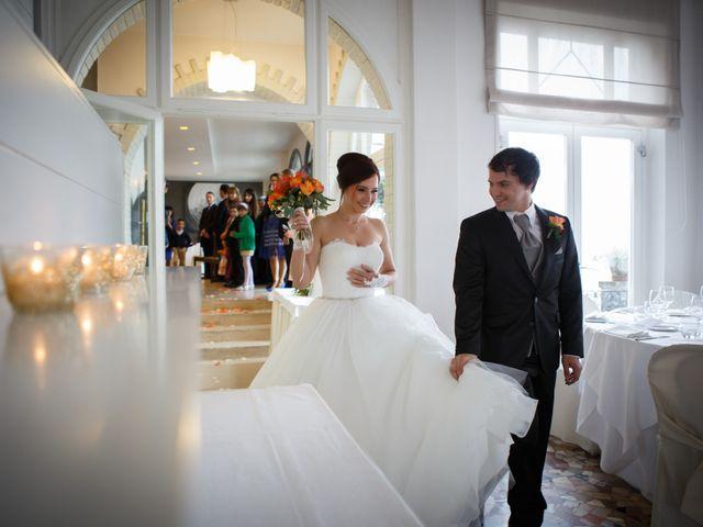 Il matrimonio di Ale e Julia a Stresa, Verbania 79