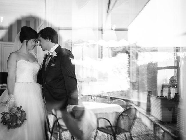 Le nozze di Julia e Ale