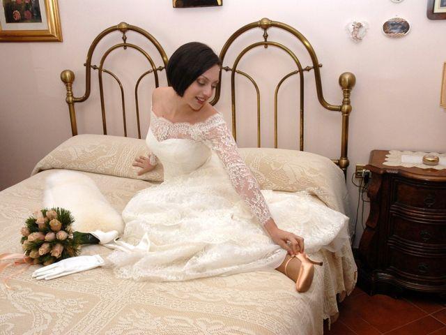 Il matrimonio di Valentina e Carmine a Pellezzano, Salerno 1